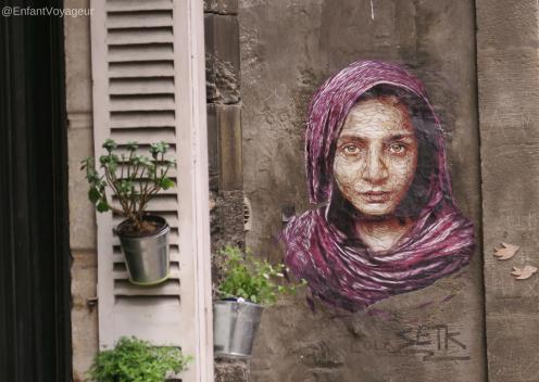 Street art bordelais